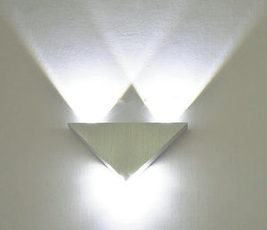 "Applique murale  LED ""Triangle"" - daniela-florentina"