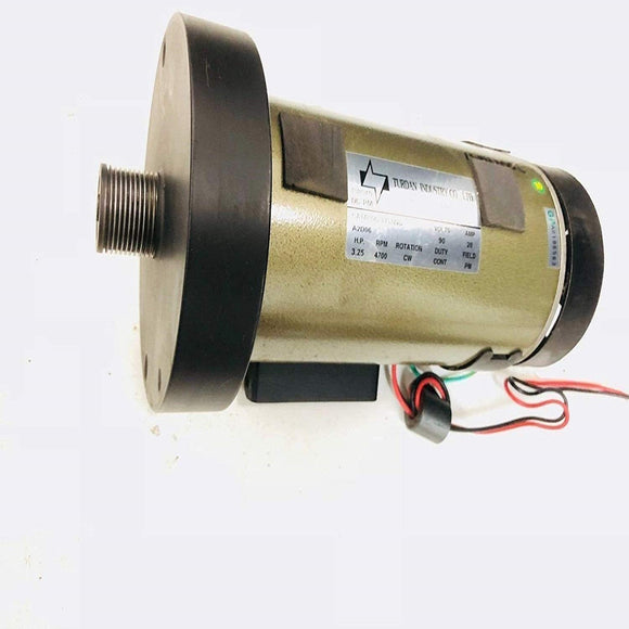 DC Drive Motor A2D06 Turdan Works with LIfespan Tr4000i Treadmill - fitnesspartsrepair