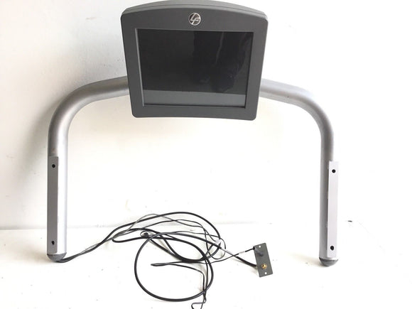Life Fitness Treadmill Entertainment System TV LCD W/ Arctic Bracket LCD-0201-02 - fitnesspartsrepair
