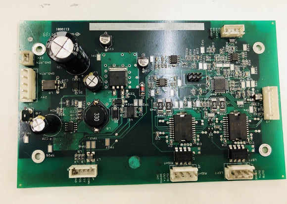 Octane Fitness Elliptical Lower Motor Controller Board Q45 Q47 Pro 4500 Pro 450 - fitnesspartsrepair