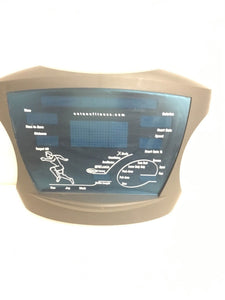 Octane Fitness Pro 4700 Elliptical Display Console Assy ALT-901000 107234-001 - fitnesspartsrepair