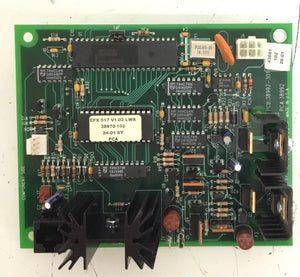 Precor EFX5.17 Elliptical Motor Controller Board 43681-102 PPP000000043681102 - fitnesspartsrepair