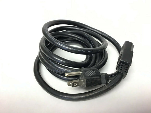 Smooth Fitness 1984 - 2014 6.25 Treadmill Power Cord - fitnesspartsrepair