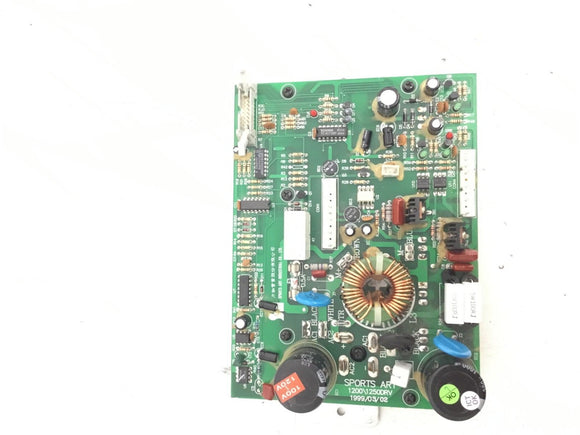 Smooth Fitness 5.5 HR Treadmill Lower Motor Control Board Controller - fitnesspartsrepair