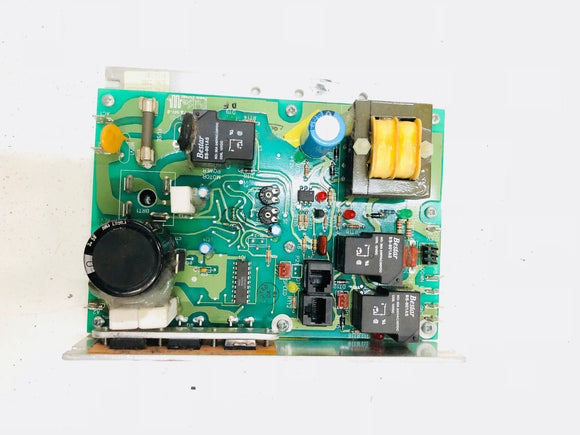 Smooth Fitness 9.1 Treadmill Lower Control Board Controller 1100102250 - fitnesspartsrepair