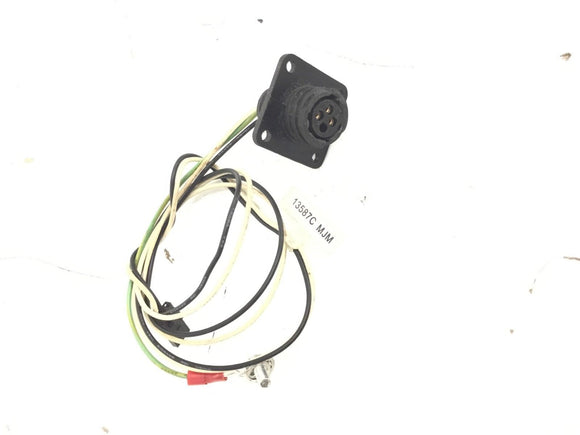 StairMaster R916 3300CE 3900RC Upright Stepper Input Power Wire Harness SM13587 - fitnesspartsrepair
