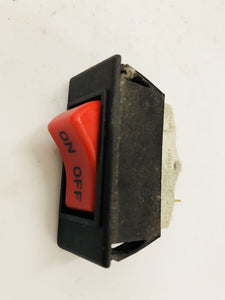 StarTrac Star Trac Treadmill Power Rocker Switch on off 115v 470-0190 - fitnesspartsrepair