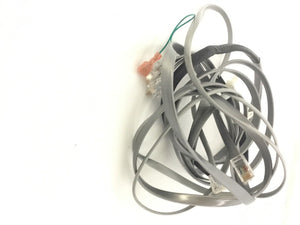 True Fitness 500A HRC Treadmill Data Cable OEM Interconnect Wire Harness - fitnesspartsrepair