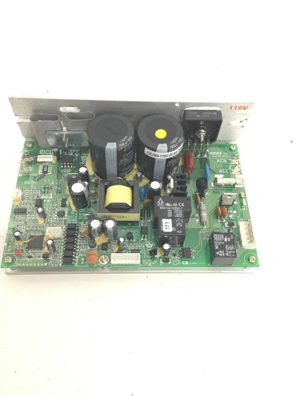 True Fitness PS800 Treadmill Lower Motor Control Board 1522000455 2015040003 - fitnesspartsrepair