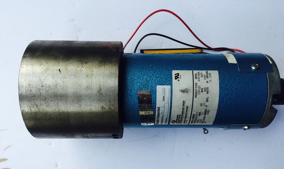 Used True Fitness Treadmill DC Drive Motor 450 500 540 550 2.5 HP - fitnesspartsrepair