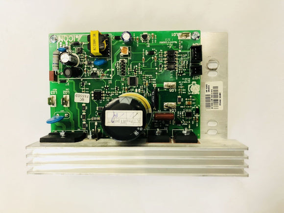 Weslo Treadmill Motor Controller Lower Control Board MC1650LS-2W 342550 - fitnesspartsrepair