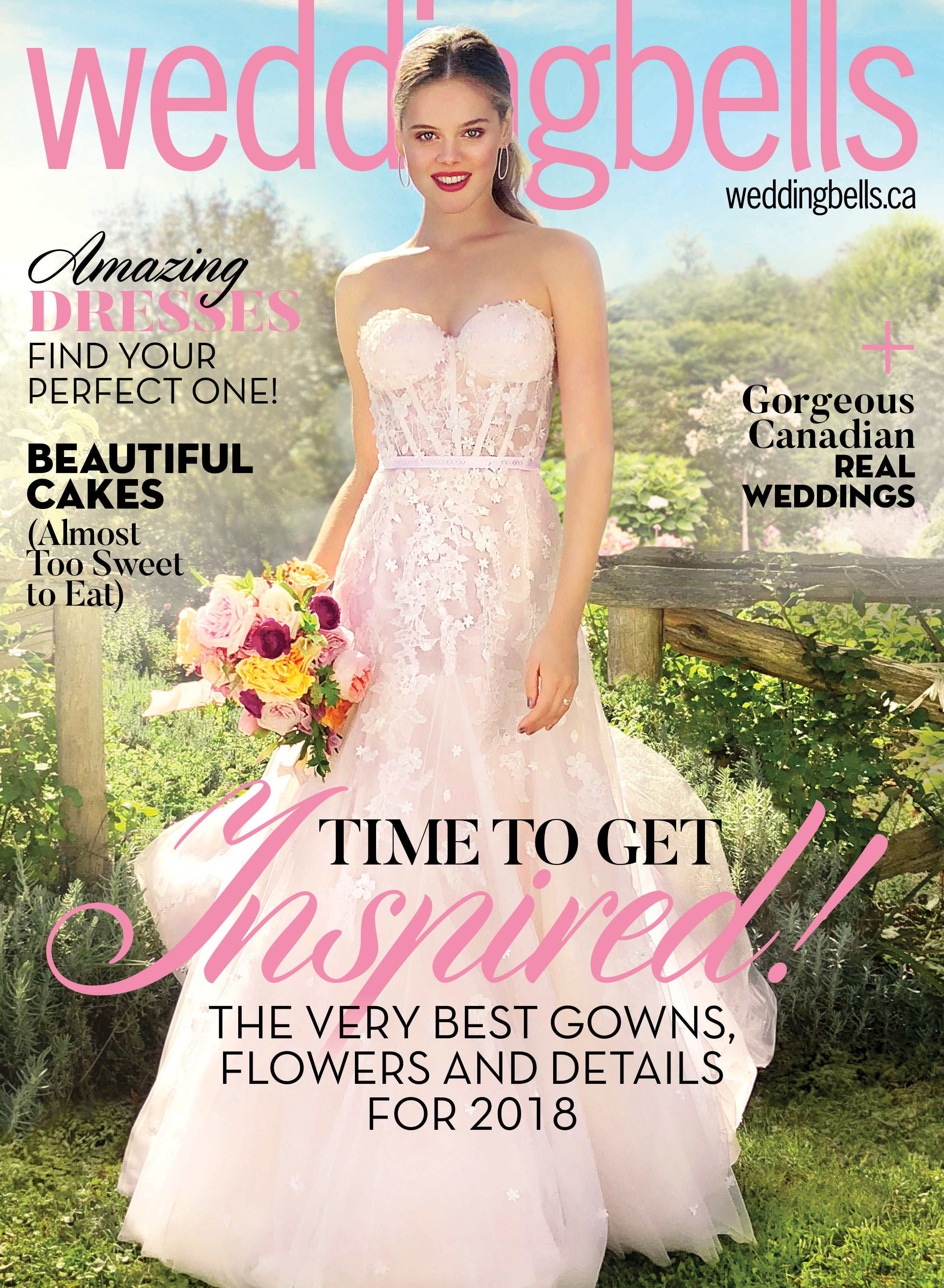 Wedding Bells Magazine SPRING 2018