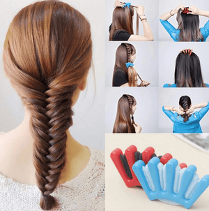 Hair Braiding Machine Women Lady Girls DIY French Twist Plait Hair Braiding Tool