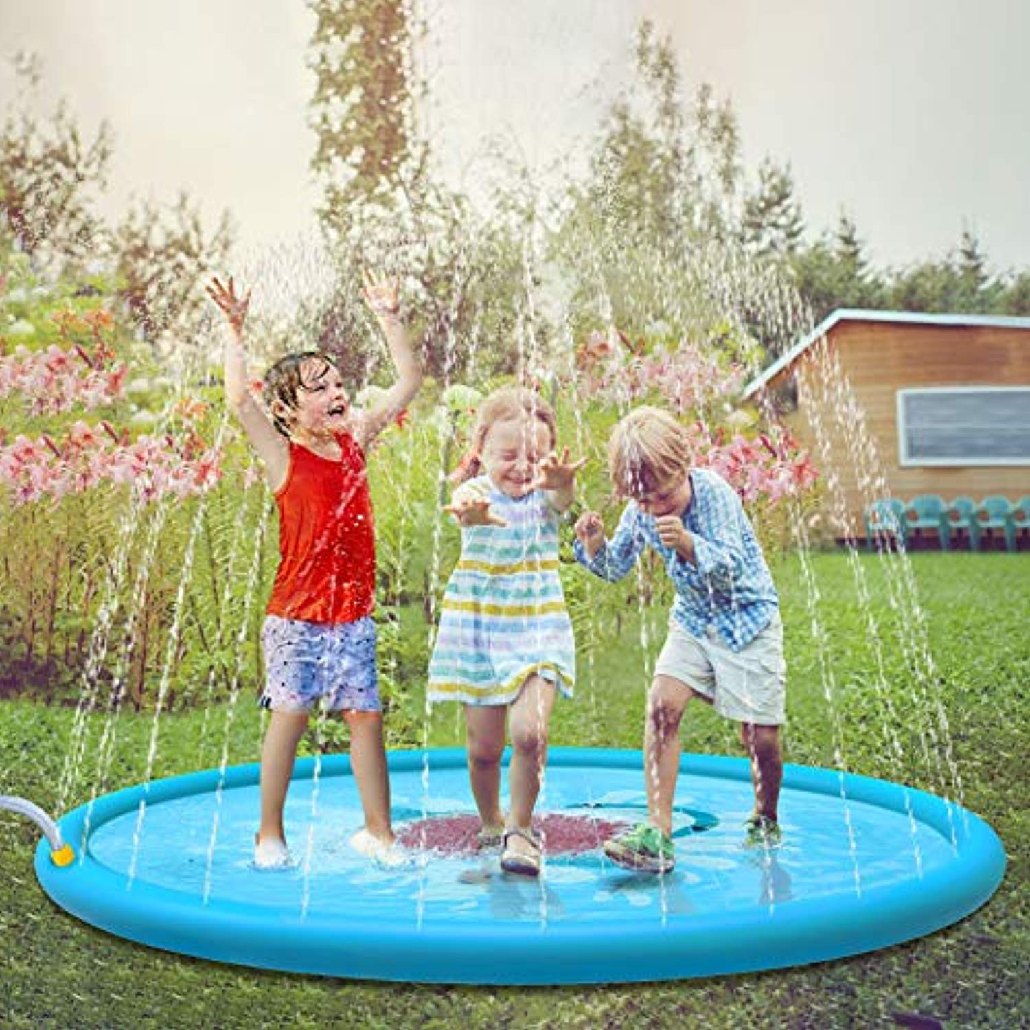 Sprinkler for Kids Outdoor Water Toys