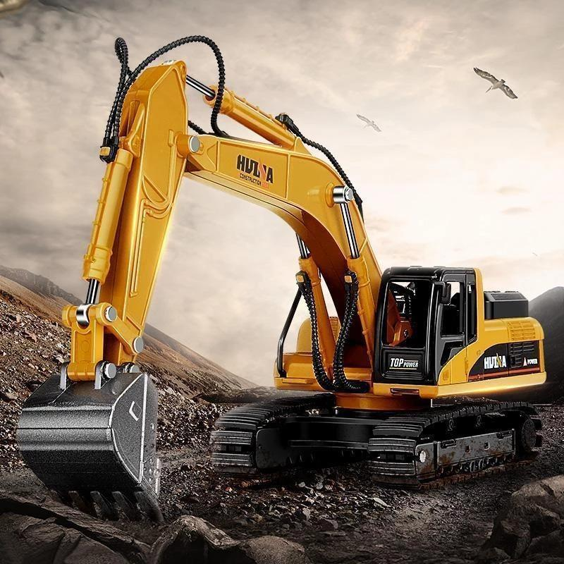 HOT SALE !!!! Construction Vehicles Model Toy | 2019 (RC) Excavator Toy !!!!!