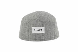 5 Panels Volley Cap Grey