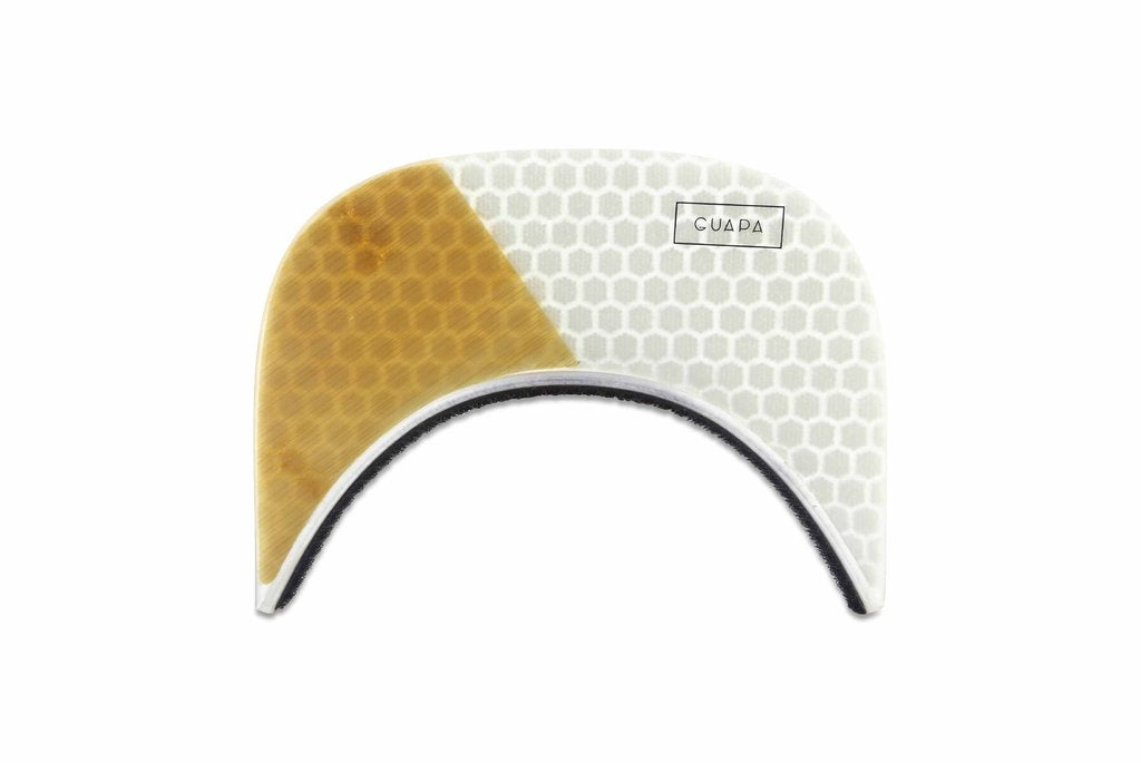 Resin Visor Bamboo Diagonal