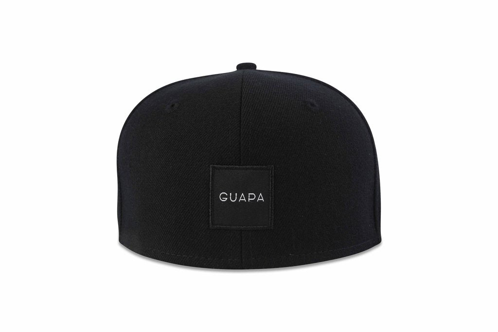 Guapa 6 Panel Black Crown