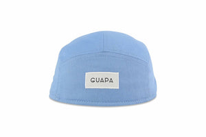 5 Panels Volley Cap Light Blue