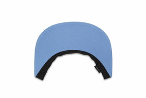 Fabric Visor Light Blue