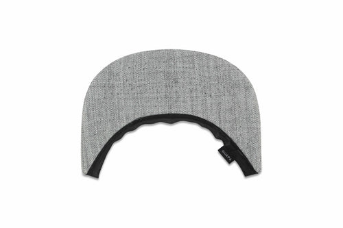 Fabric Visor Grey