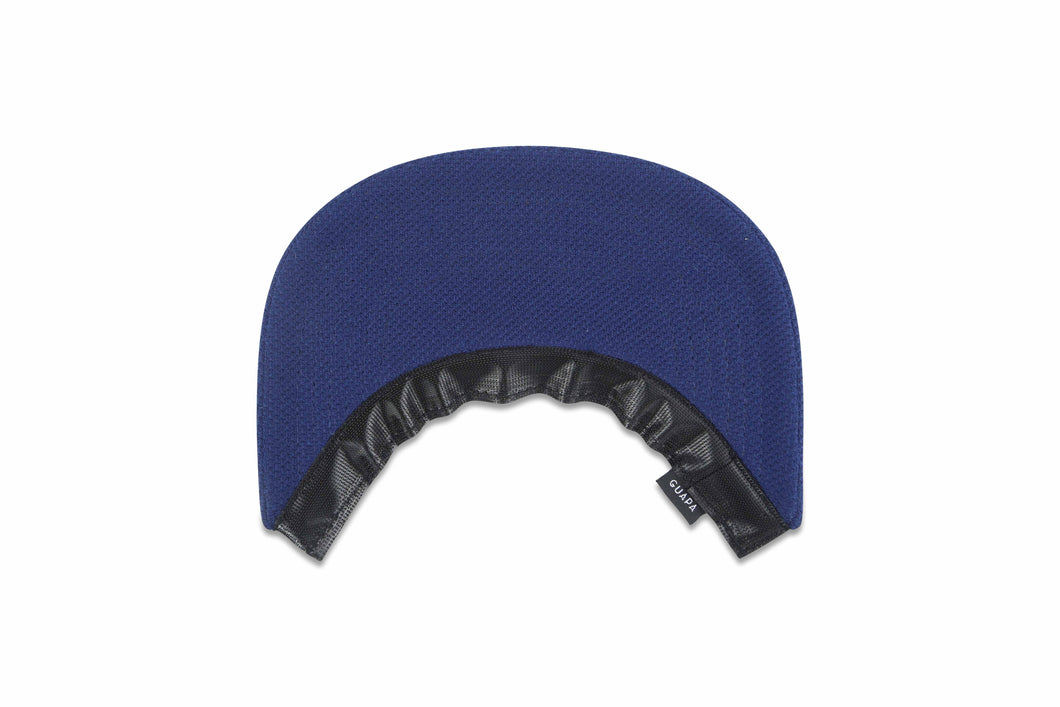 Fabric Visor Navy