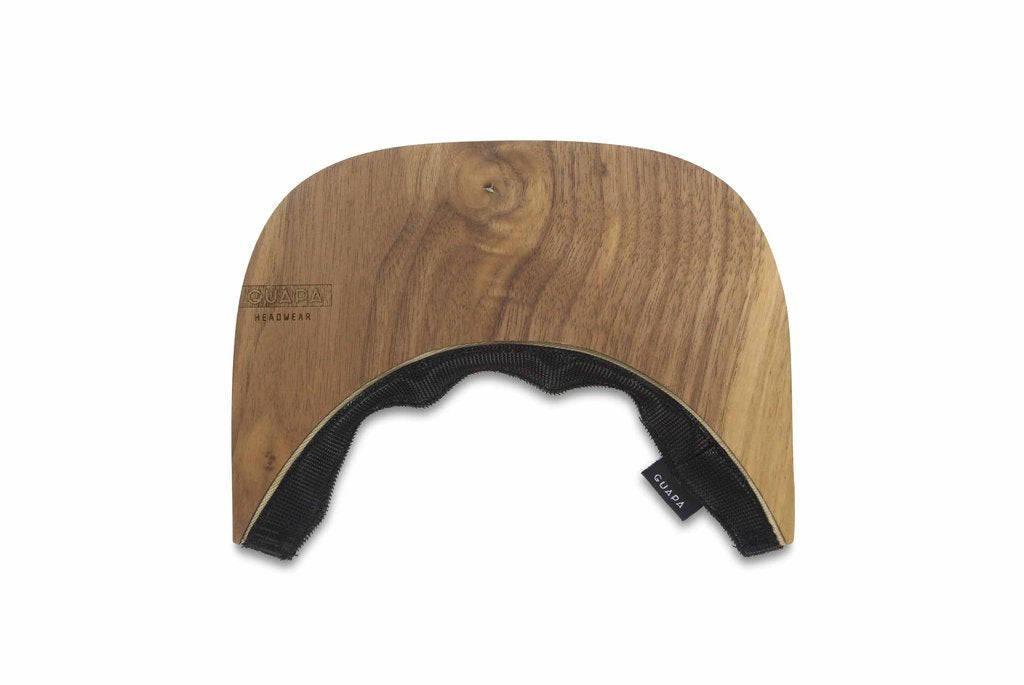 Walnut Wooden Visor