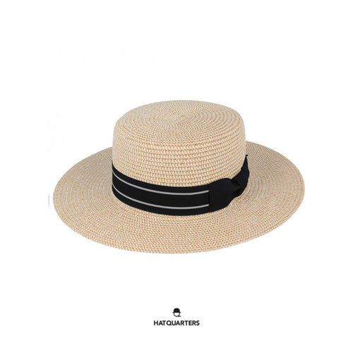 Boater Hat Natural