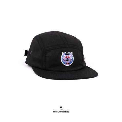 Laser BCN Black Cat 5 Panel Cap by Hedof