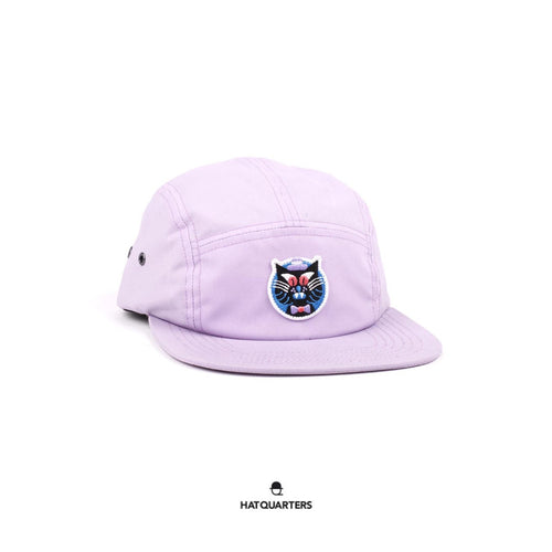 Laser BCN Pink Cat 5 Panel Cap by HEDOF