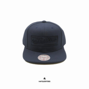 2 Tone Label Navy