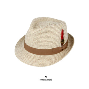 Summer Trilby Natural