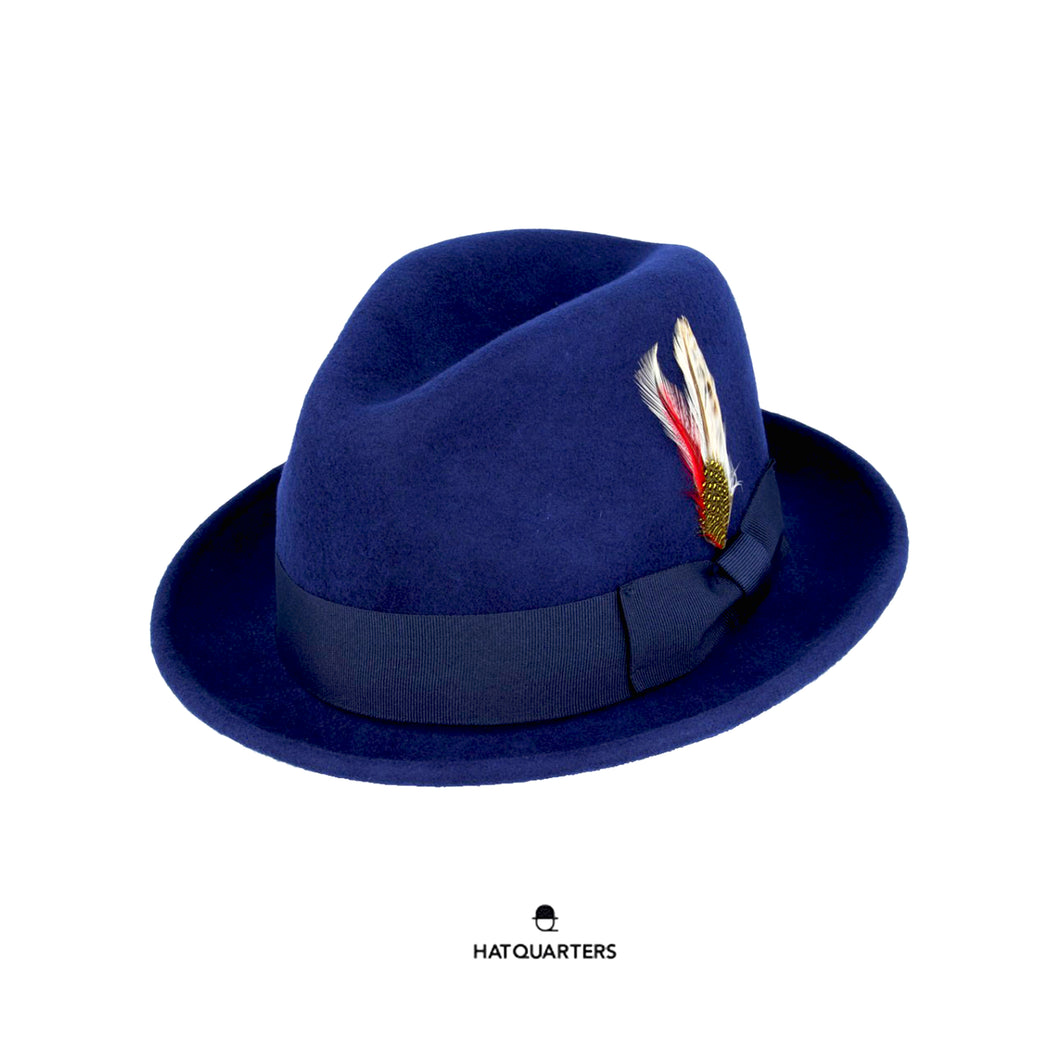 C Crown Crushable Hat Navy