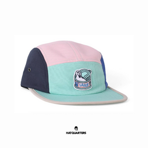 Laser BCN Cat Food 5 Panel Cap