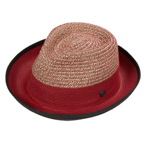 Dasmarca Sidney Summer Hat Red