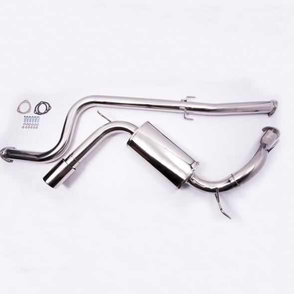 Honda CRX Turbo (1988-1991) Catback Exhaust by Thermal R&D