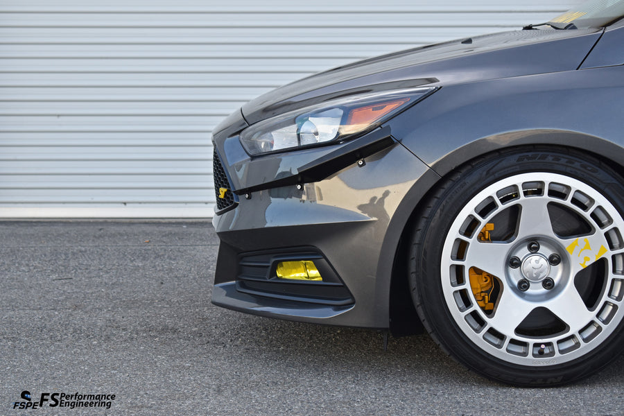 Ford Focus ST (2011-2018) Canards (Dive Planes) - FS Performance Engineering