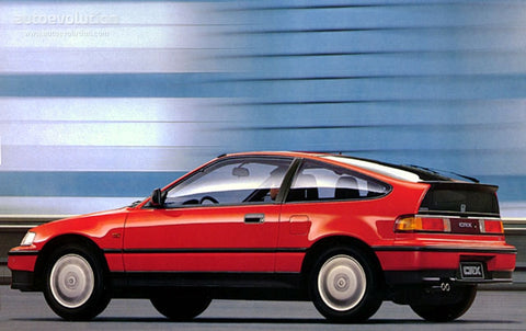 THE BIG WANG KIT FOR 1988-1991 HONDA CIVIC CRX - FS Performance Engineering