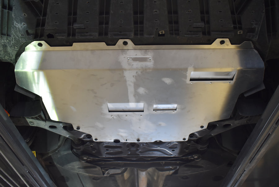 Ford Focus RS (2016-2018) UPGRADED SKID PLATE / UNDER TRAY :) - FS Performance Engineering