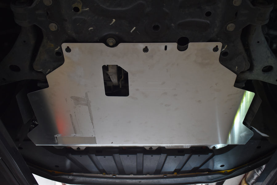 Ford Focus ST (2011-2018) UPGRADED SKID PLATE / UNDER TRAY :) - FS Performance Engineering