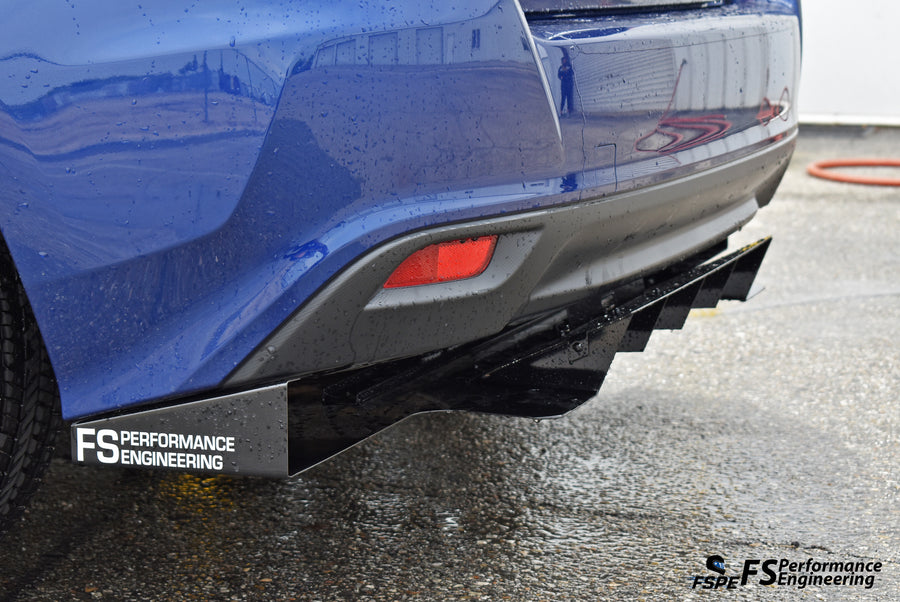 Subaru Impreza Hatchback (2016-2019) Rear Diffuser - FS Performance Engineering