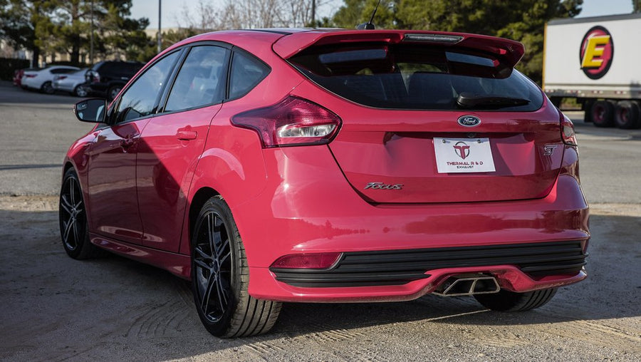 Ford Focus ST (2012-2019) Catback Exhaust by Thermal R&D