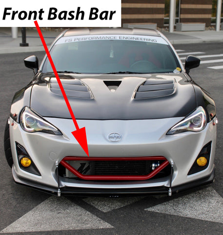 FRONT BASH BAR for Toyota 86 / Subaru BRZ / Scion FRS
