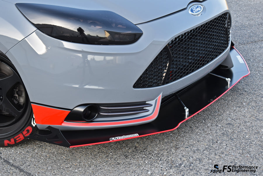 Ford Focus ST (2011-2014) Front Splitter V2