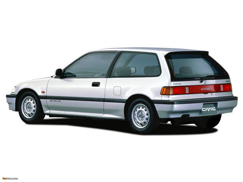THE BIG WANG KIT FOR 1988-1991 HONDA CIVIC HATCHBACK - FS Performance Engineering