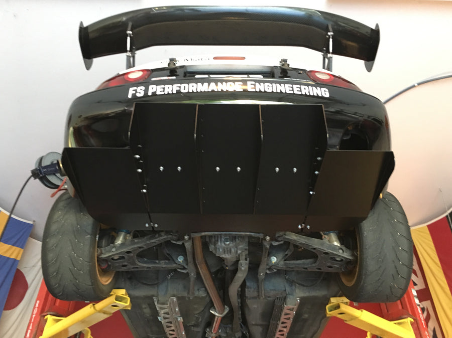 NA (1990-1997) Mazda Miata Rear Diffuser V1 - FS Performance Engineering