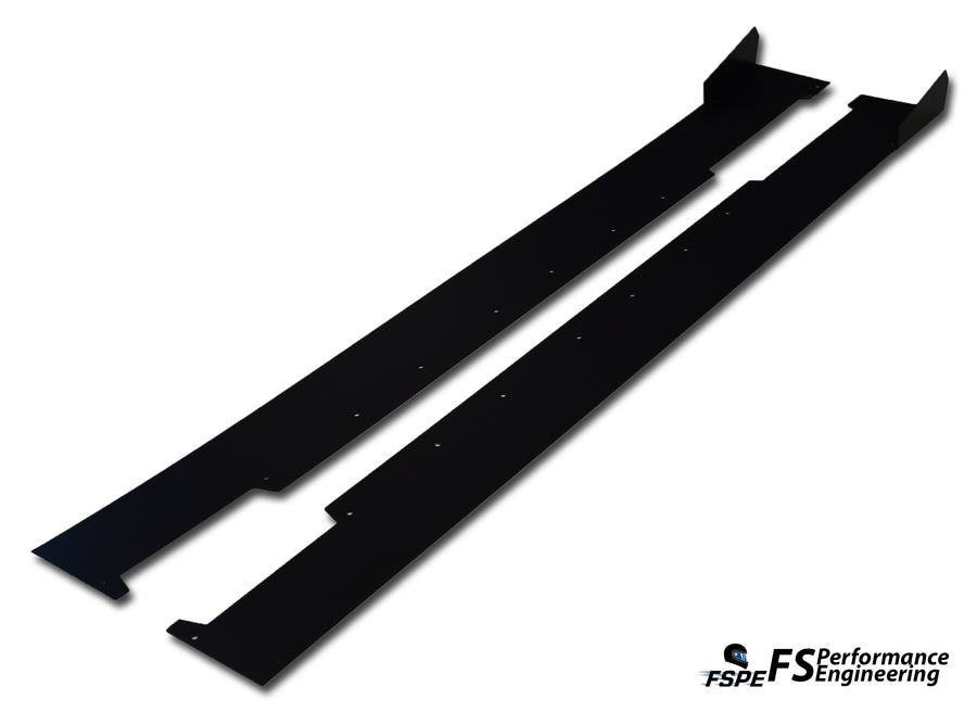 Ford Focus ST (all years) Side Skirts V1 - FS Performance Engineering