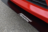 Chevrolet Camaro Gen 5 Pre-refresh (2010-2013) Front Splitter V1 - FS Performance Engineering