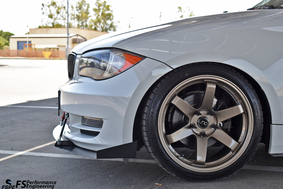 BMW 128i (2007-2013) Front Splitter - FS Performance Engineering