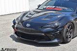 Toyota 86 (2017-2019) Canards (Dive Planes) - FS Performance Engineering